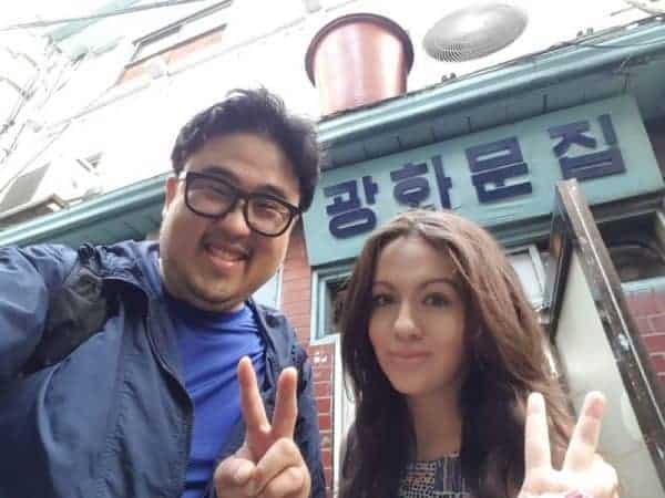 Solo Female Travel in Korea