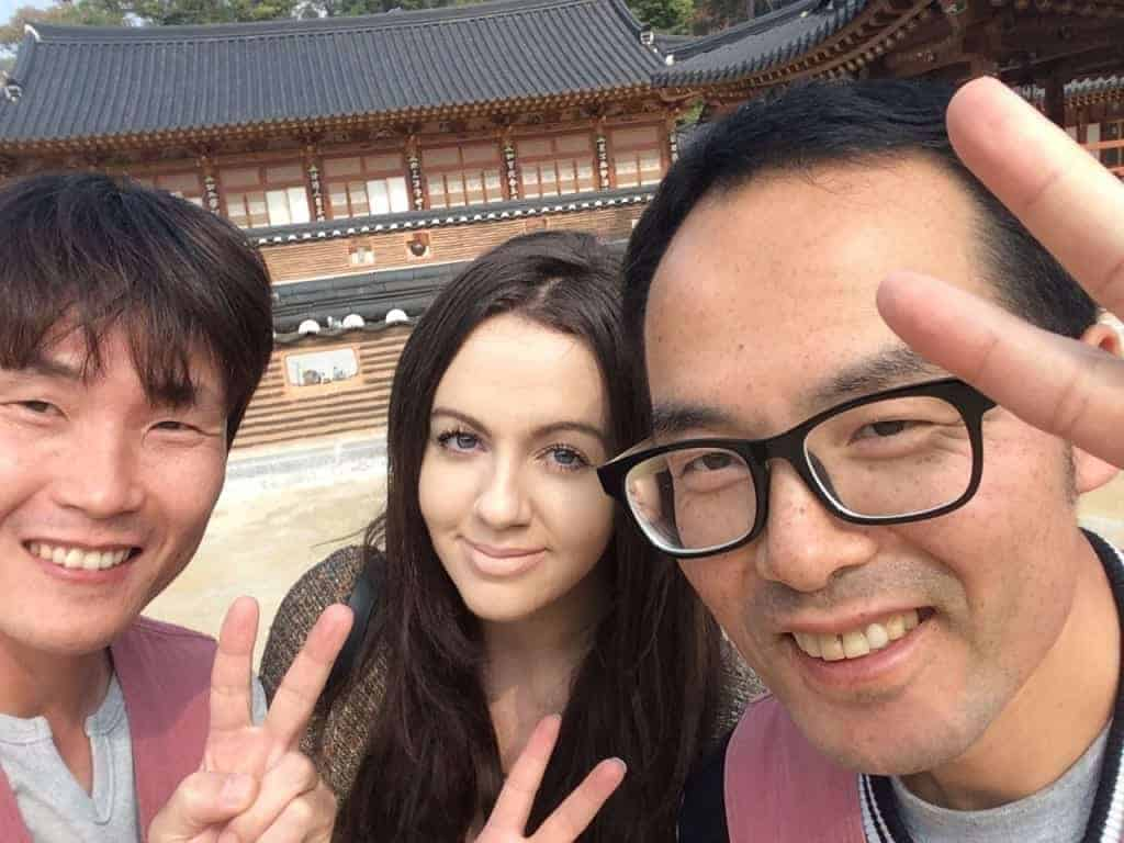 Korean Temple Stay