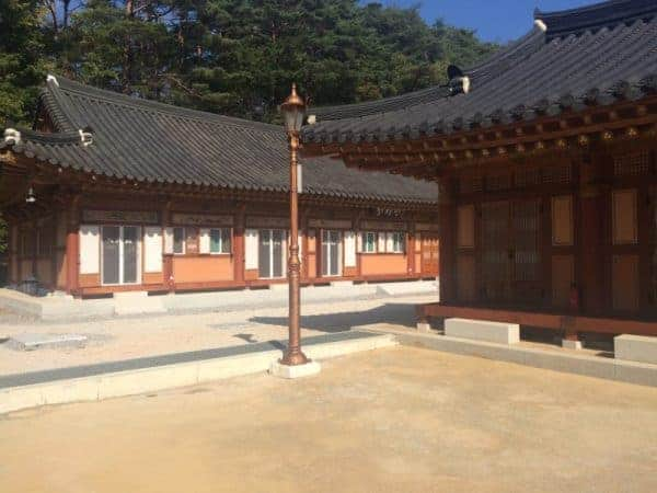Beopjusa Temple Stay in Korea