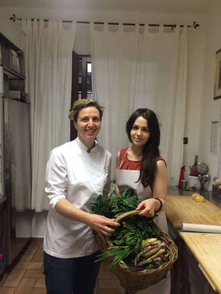 Taking cooking classes in Bologna
