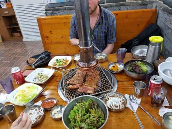 Best places to eat in Seoul