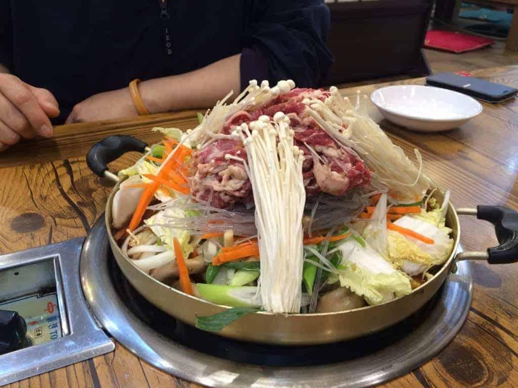 Best restaurants in Seoul: Hanok Jip