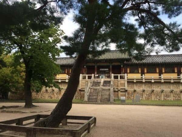 Korea itinerary
