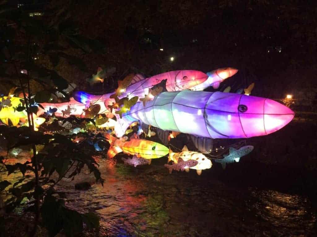 The Seoul Lantern Festival is a Colourful Annual Event