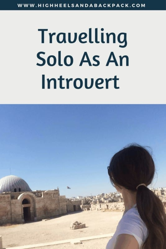 Travelling solo as an introvert Solo travel as an introvert
