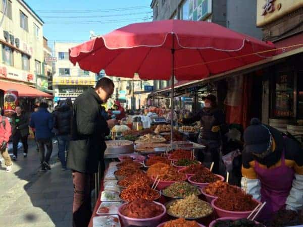 Ansan Multicultural Street