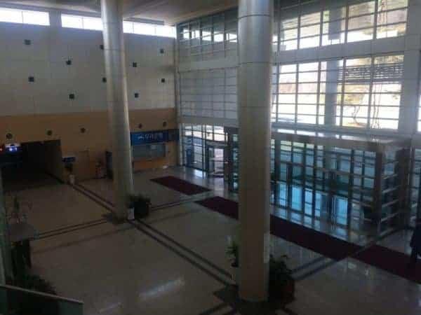 DMZ tour: An abandoned industrial complex