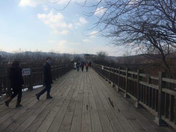 Visiting The DMZ