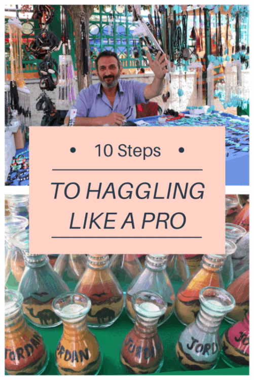 10 Tips for Haggling
