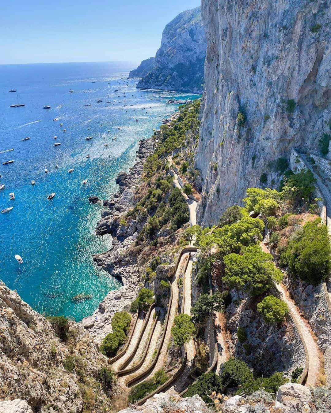 Day Trips from Naples: Capri