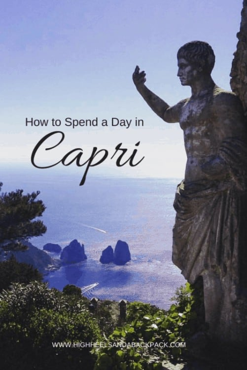 How to Spend a Day in Capri