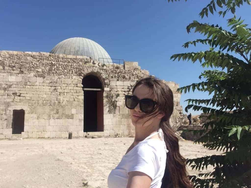 10 Day Jordan Itinerary: The Amman Citadel