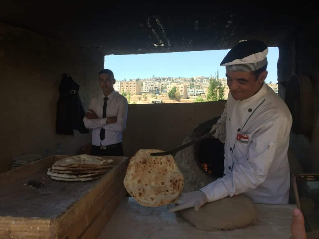 Sampling sumptuous Jordanian cuisine is as important as seeing the sights