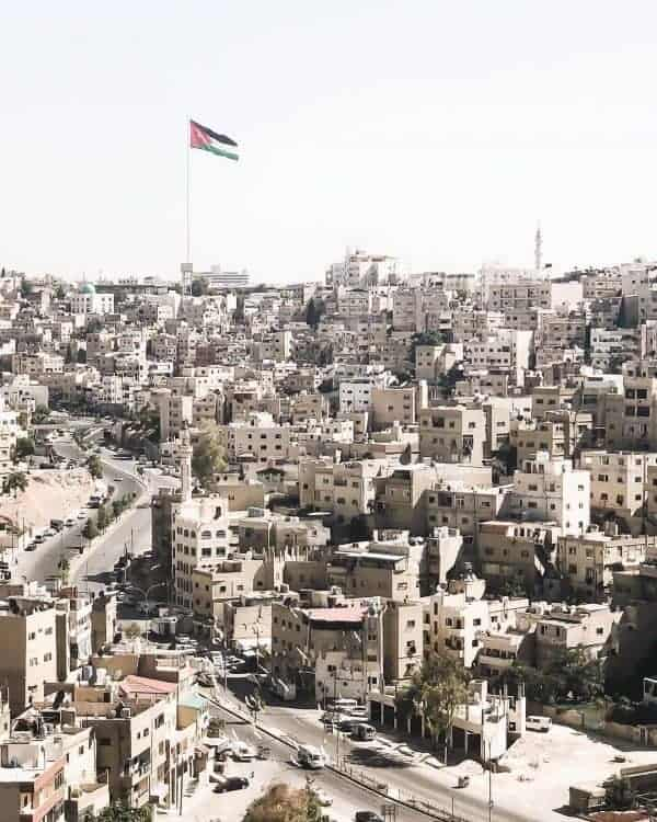Solo travel in Jordan: Amman