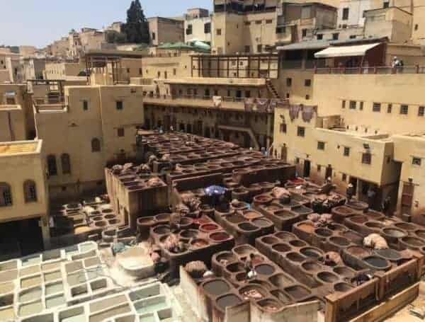 Things to do in Fes