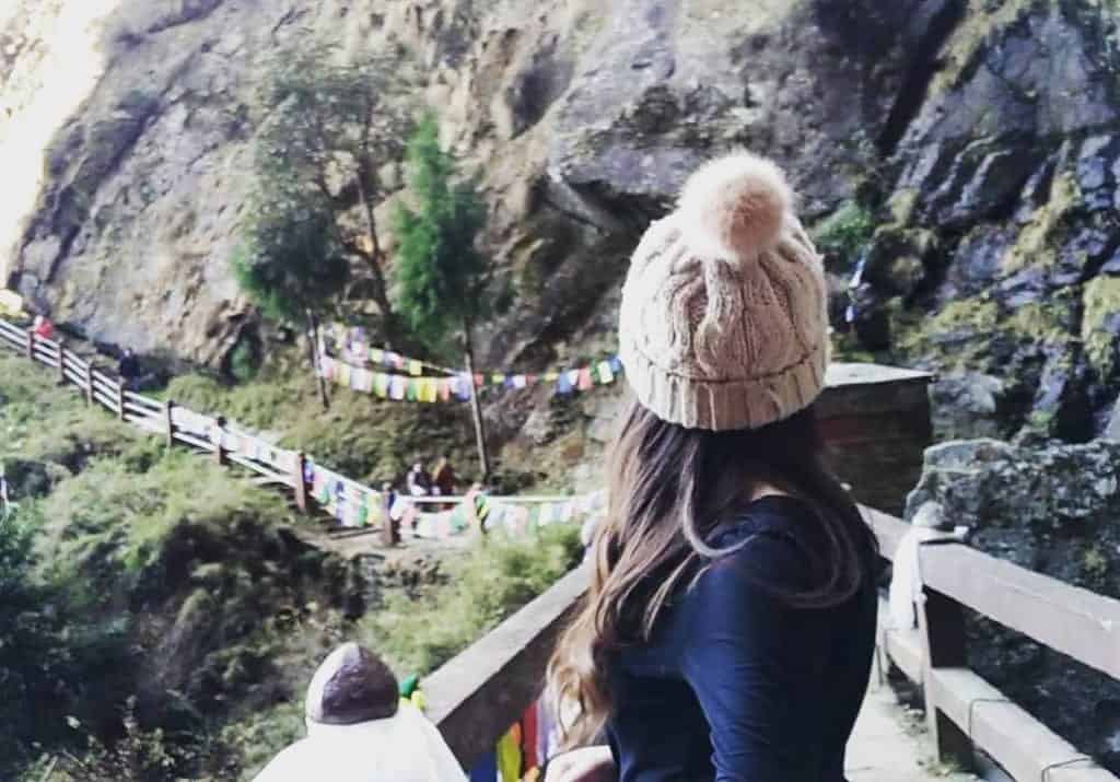 Travel to Bhutan: Hiking the Tiger's Nest!