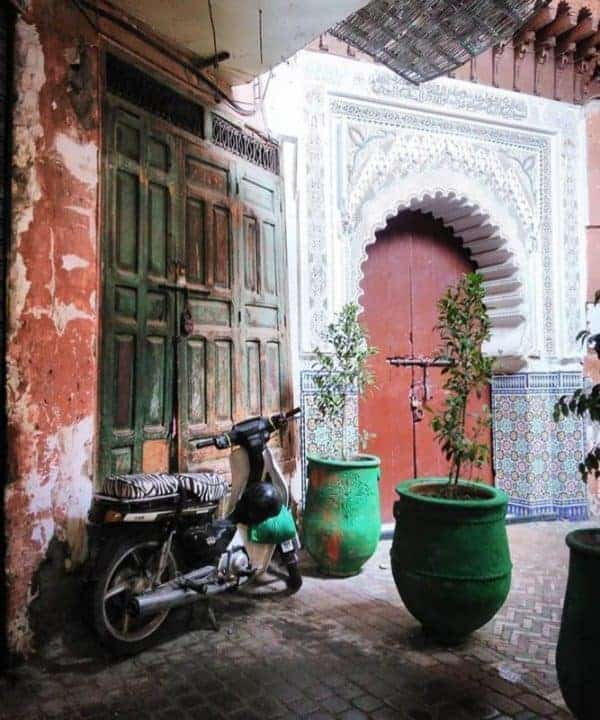 Marrakech Itinerary
