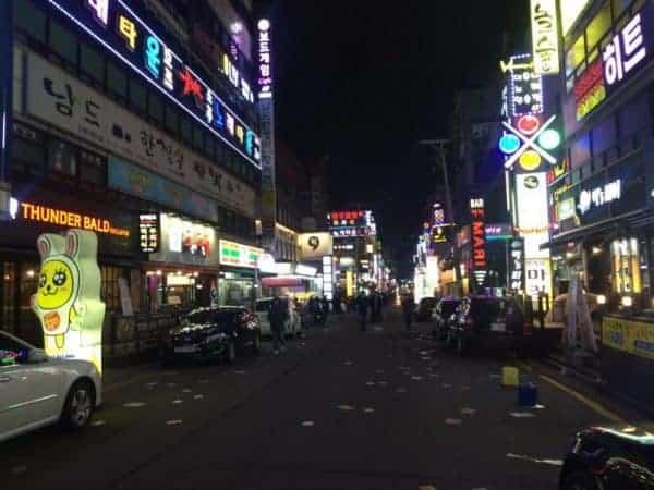 Midnight Run Korea