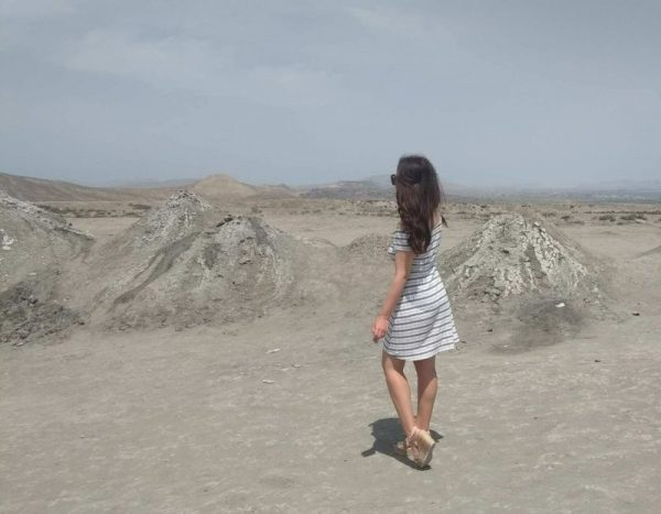 Solo Female Travel in Azerbaijan