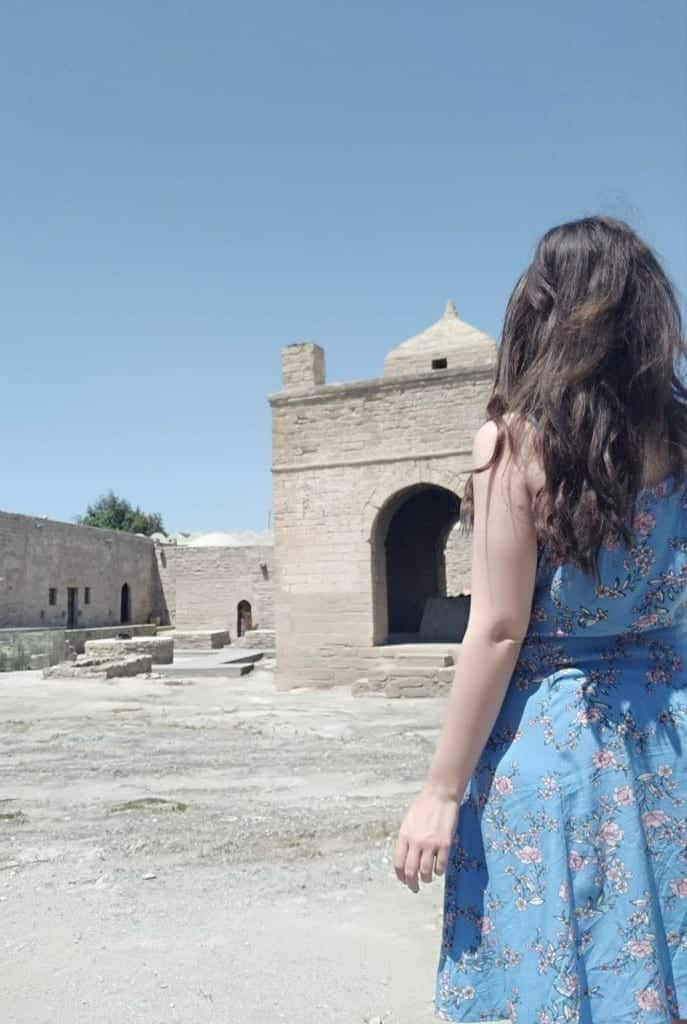 Azerbaijan Travel Guide - Ateshgah Fire Temple