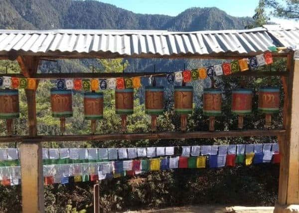 Hiking the Tiger's Nest, Bhutan