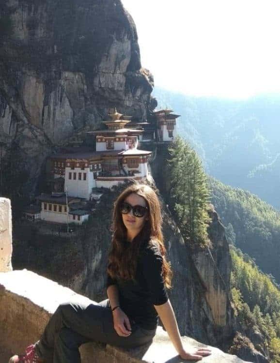 Bhutan Tiger's Nest Hike