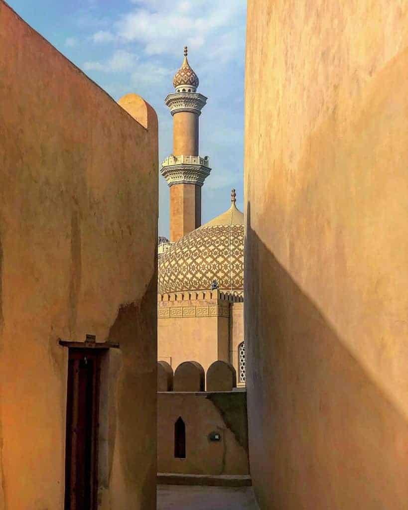 Is Oman Safe?