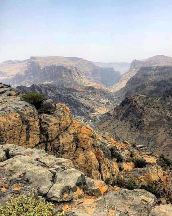 Travel Oman on a Budget