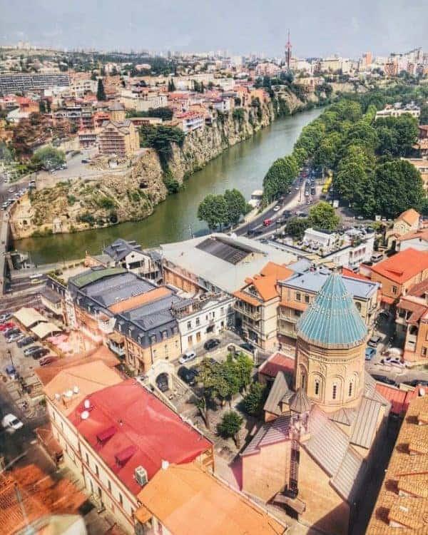 Tbilisi Itinerary