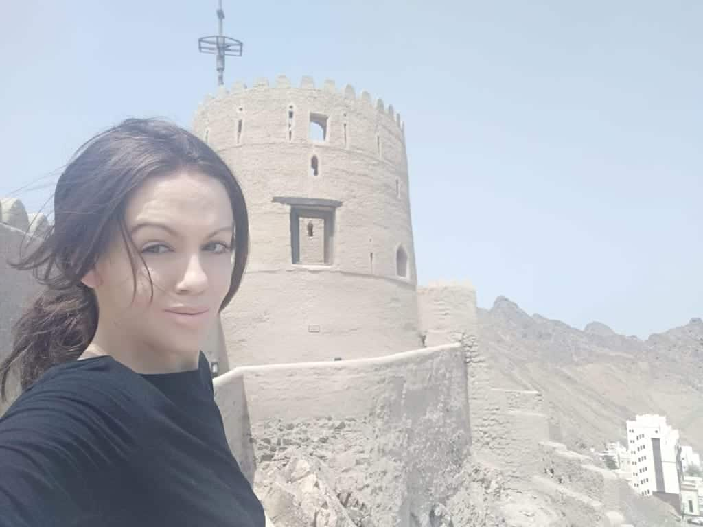 Renting a car in Oman: Muttrah