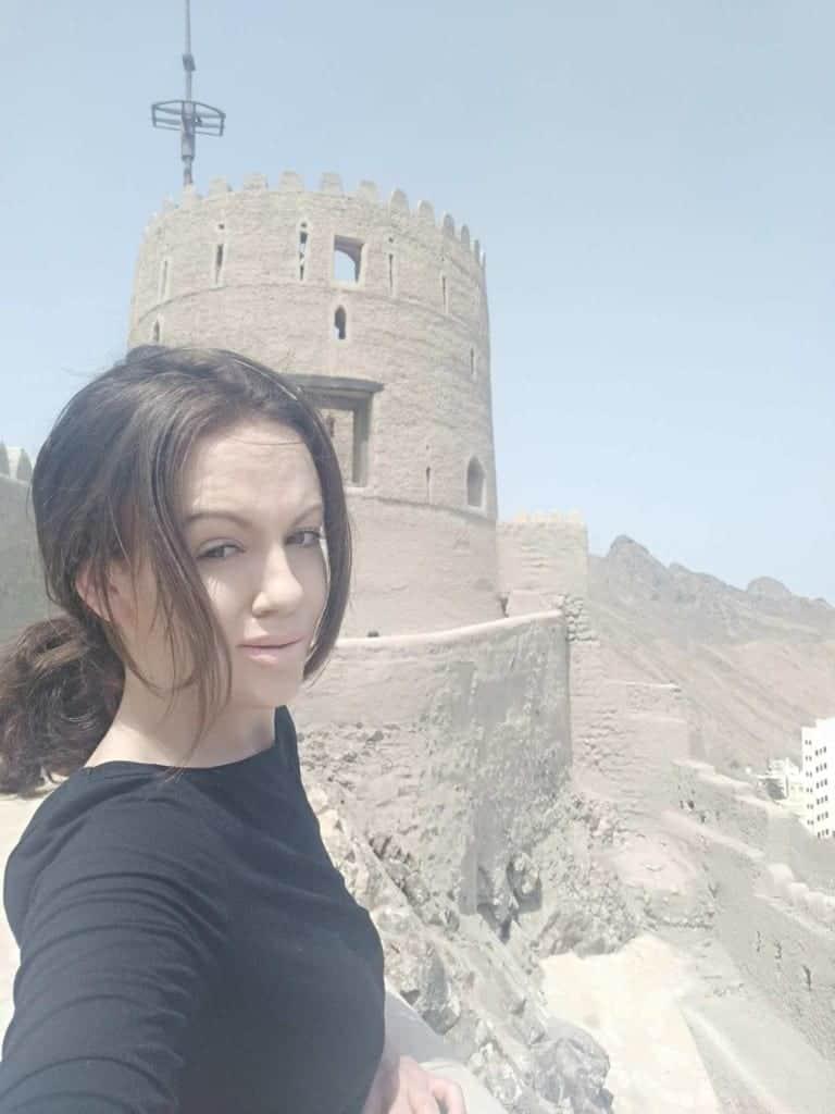 Mutrah fort, Oman