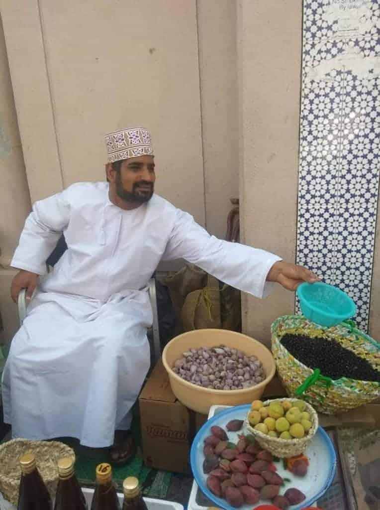 How to Haggle: The Nizwa Friday Market in Oman