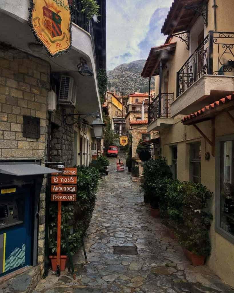 The Centre of Delphi