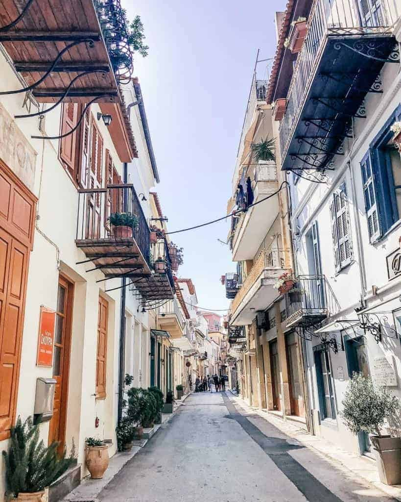Things to do in Nafplio, Greece