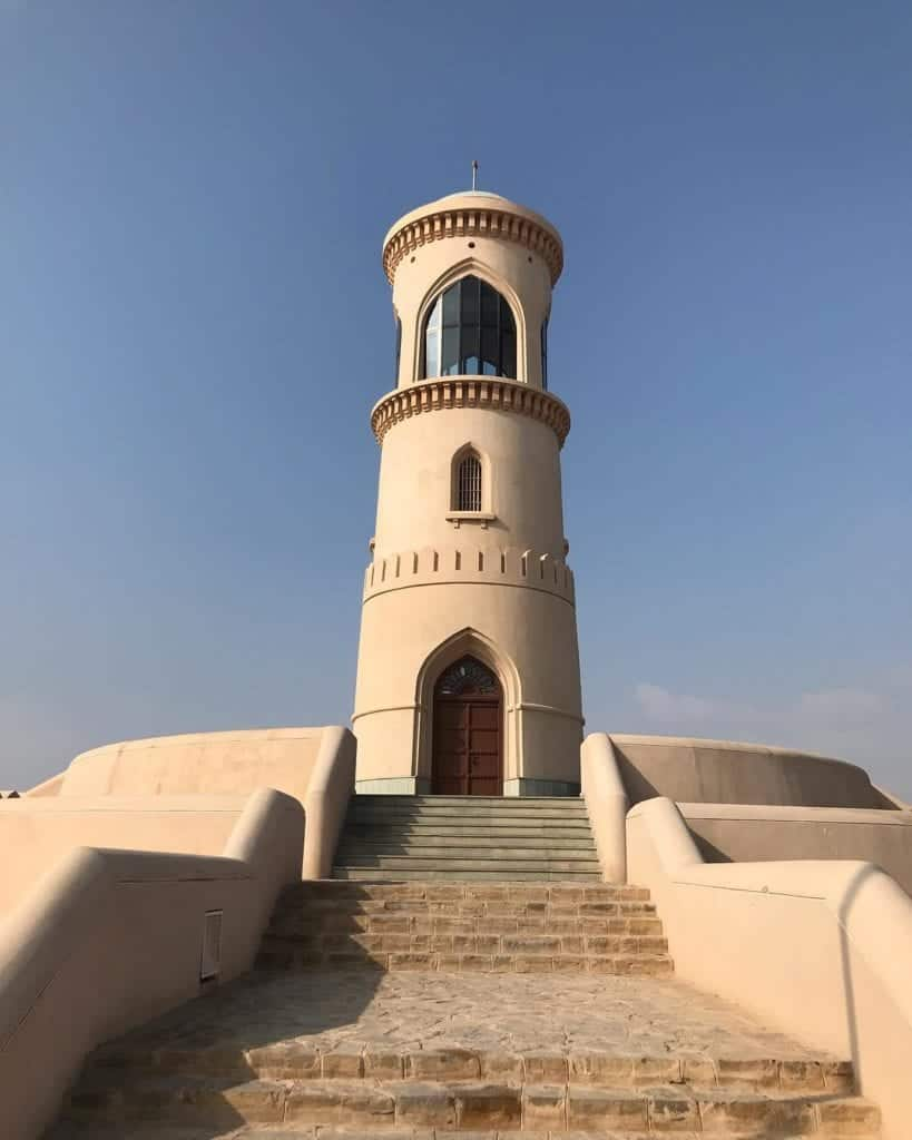 Renting a Car in Oman: The beautiful coastal city of Sur