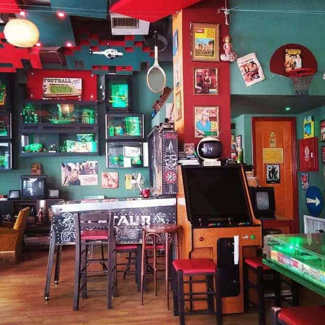 Superfly Cafe, Pagrati