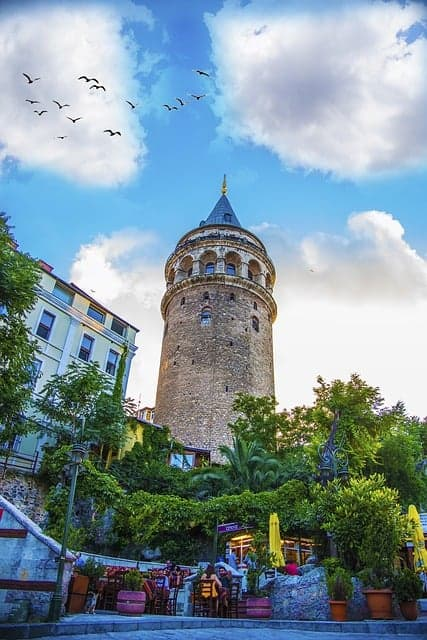 Istanbul Itinerary