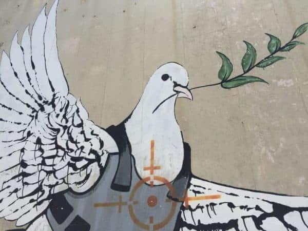 Banksy Palestine