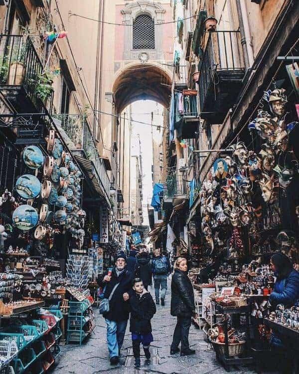 Naples speed dating