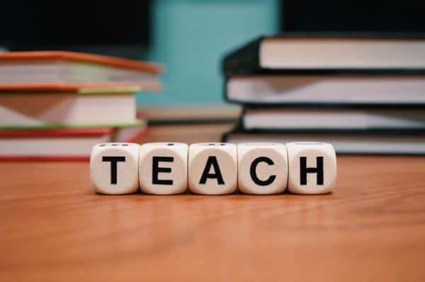 Teaching at Lykeion