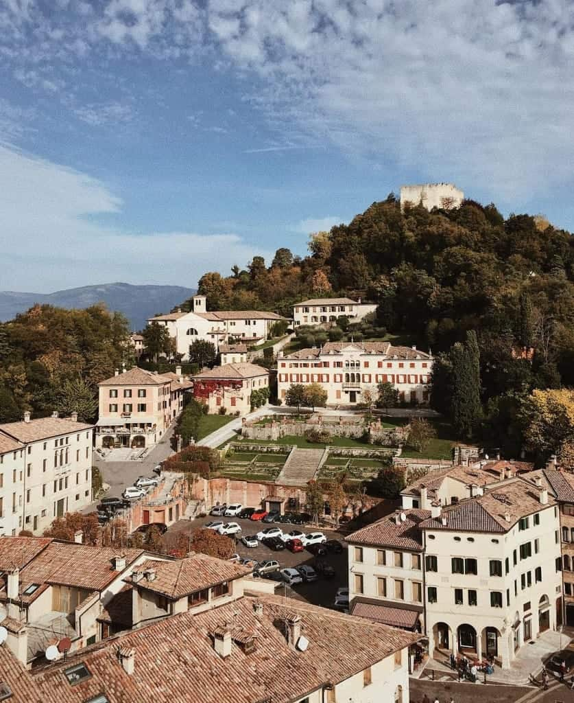 "Lovely Asolo: ""The city of one hundred horizons"""