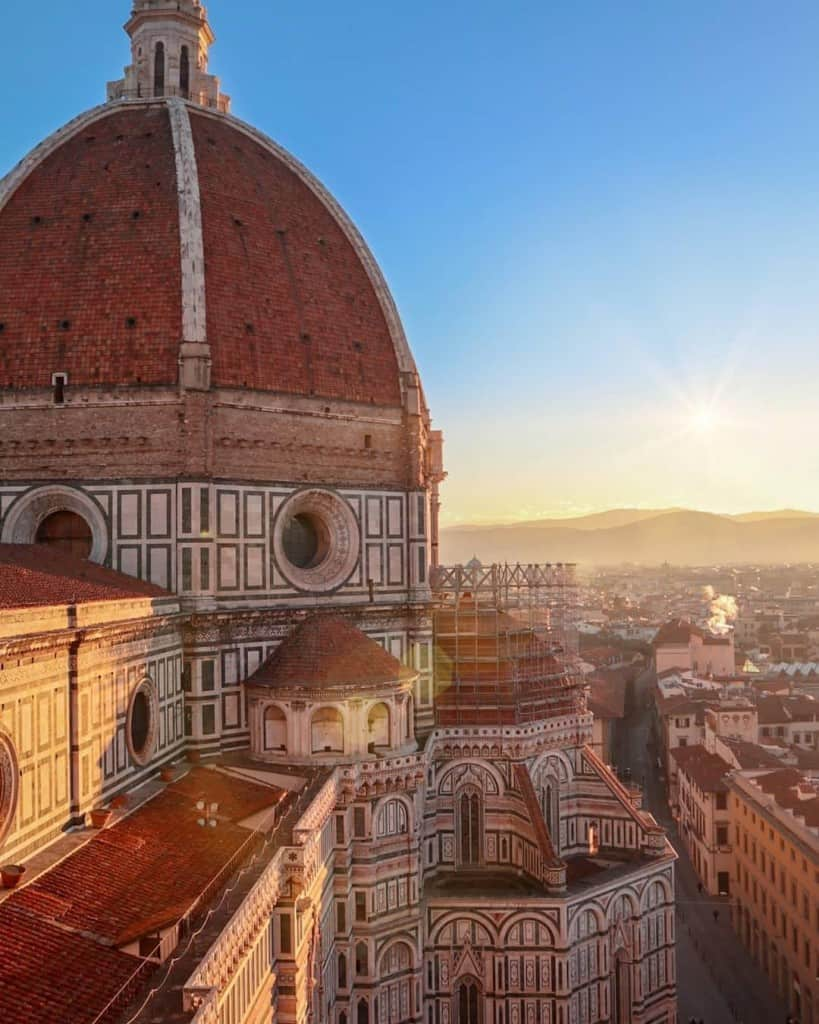 Taking a Florence day trip from Rome