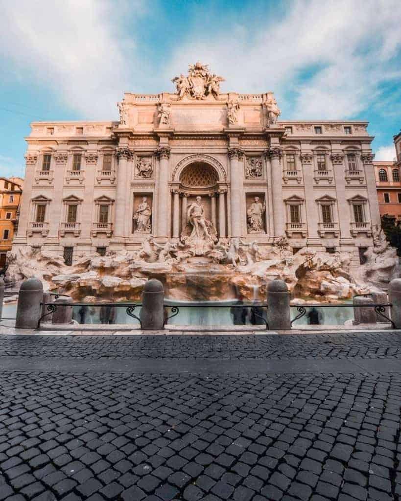 Italy itinerary: Rome
