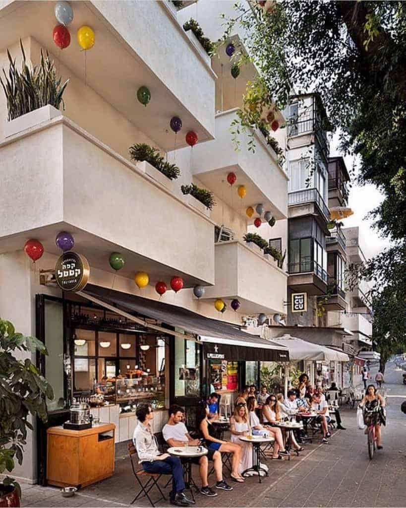 Trendy Tel Aviv