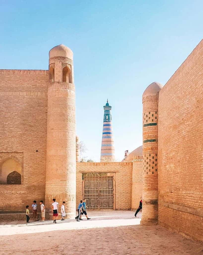 Uzbekistan Itinerary: The Silk Road city of Khiva