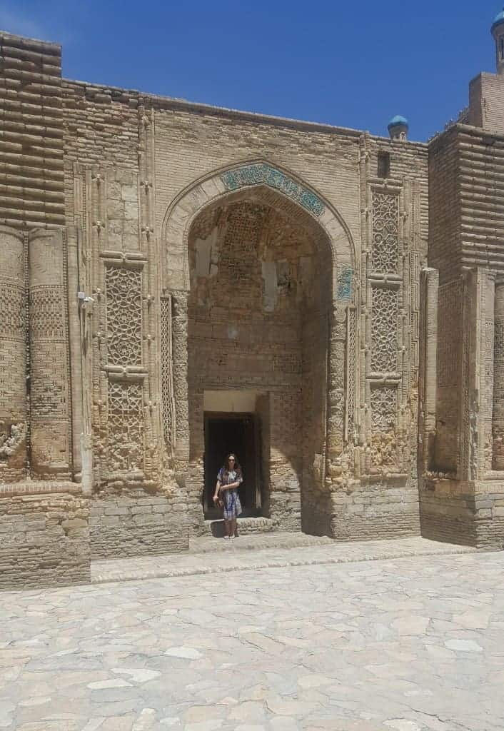 Bukhara Travel Guide: The Magok-i-Attari mosque