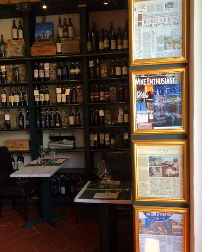 Photo Courtesy of Enoteca Pitta Gola e Cantina, Firenze