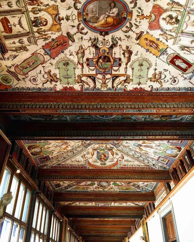 Uffizi Gallery, Firenze