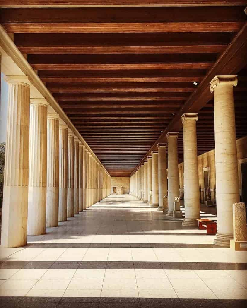 The Ancient Agora, Athens