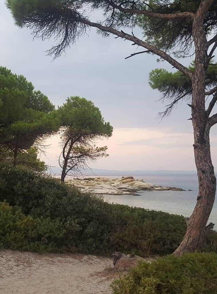 Day Trips from Thessaloniki: Halkidiki